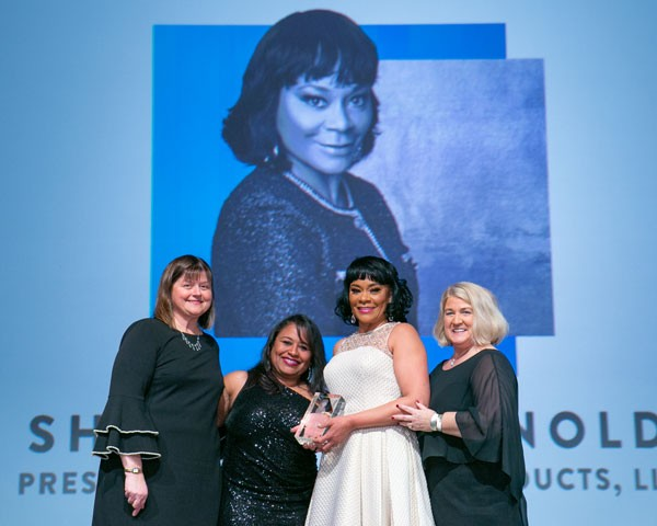 SHARON REYNOLDS HONORED AS A '2019 WOMEN'S BUSINESS ENTERPRISE STAR' BY THE WOMEN'S BUSINESS ENTERPRISE NATIONAL COUNCIL (WBENC)