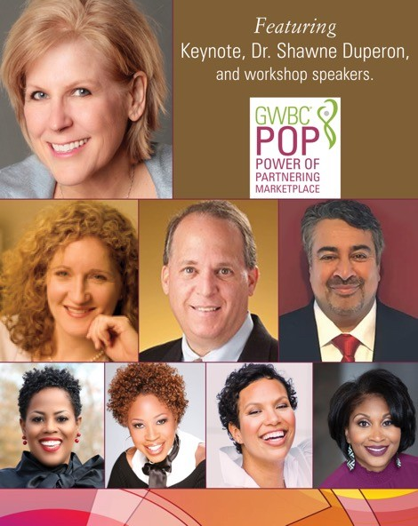 Greater Women's Business Council Names Nobel Peace Prize Nominee