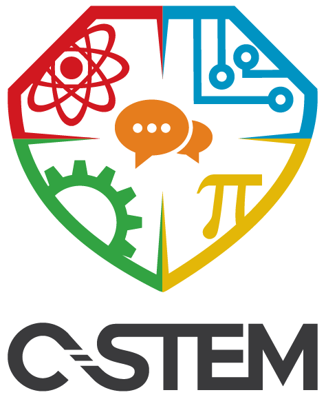 CSTEM logo stacked web